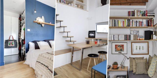 Comment créer plusieurs espaces dans un petit intérieur?